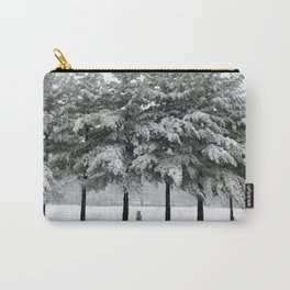 its snowing Carry-All Pouch