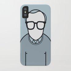 Woody iPhone X Slim Case