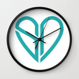 Sofie Dossi Wall Clock