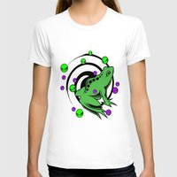 frog T-shirts featuring Frog  by Michael P. Moriarty