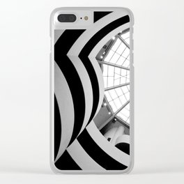 Interior Guggenheim NY Clear iPhone Case