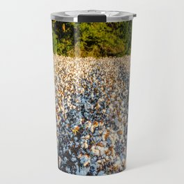 Cotton Field 17 Travel Mug