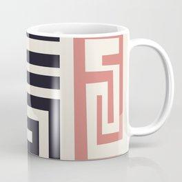 African Tribal Pattern No. 30 Coffee Mug
