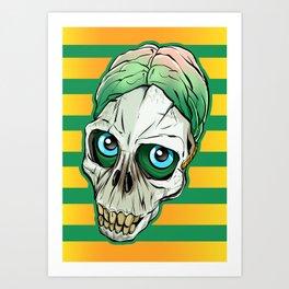 SKLL2 Art Print