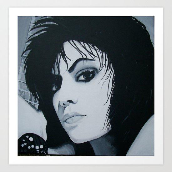 Joan Muse Art Print