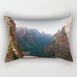 Angel's Landing I Rectangular Pillow
