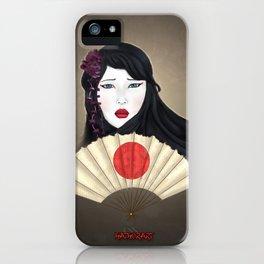 The Last Geisha iPhone Case
