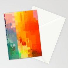 DIGITAL GLITCH 3 Stationery Cards