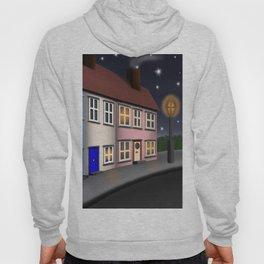 Street at Night Hoody