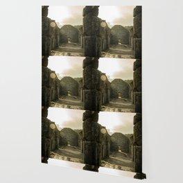 Glendalough Glow Wallpaper