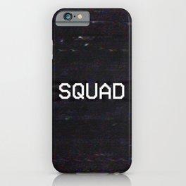 SQUAD iPhone Case