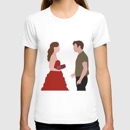 Blair and Chuck T-shirt