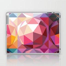 Geodesic dome pattern Laptop & iPad Skin