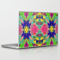rio Laptop & iPad Skins featuring Rio Regalia by Glanoramay