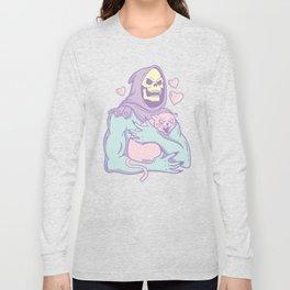 Skeletor's Cat Long Sleeve T-shirt