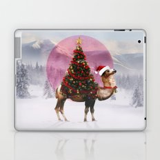 Santa Camel Laptop & iPad Skin