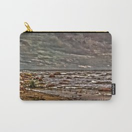 Baltic Sea at Kaltene West Coast Latvia Carry-All Pouch