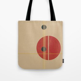 Geometric Abstract Art #3 Tote Bag