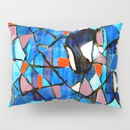 When my desire finds your embrace, my love. Pillow Sham