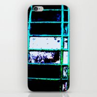 wreck it ralph iPhone & iPod Skins featuring Wreck by Time After Time