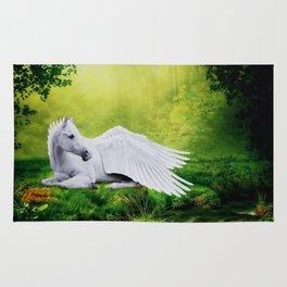 Pegasus By The Stream Rug