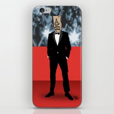 I Am Not Famous Anymore iPhone & iPod Skin