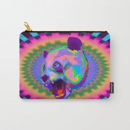Prismatic Panda  Carry-All Pouch