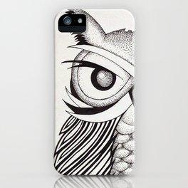 Ossabaw Natives : Owl iPhone Case