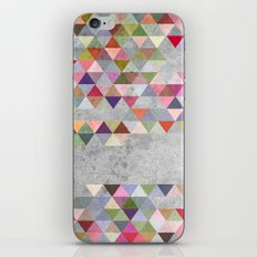 Colorful 1 iPhone & iPod Skin