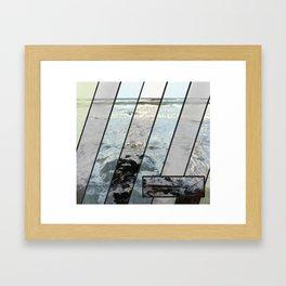 Ocean Sized Framed Art Print