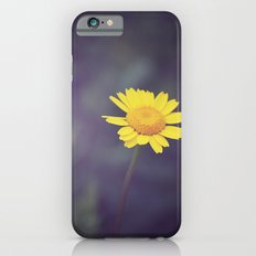 Miss Yellow Daisy iPhone 6s Slim Case
