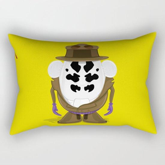 Mr Potato R. Rectangular Pillow
