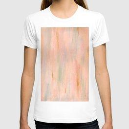 Desert Sunset in Acrylic v.3 T-shirt