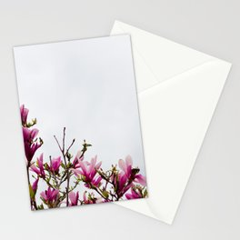 Magnolia Tree Stationery Cards