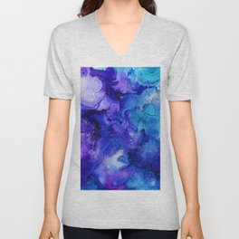 Laughing In Color Unisex V-Neck