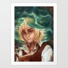Armin Arlert Art Print
