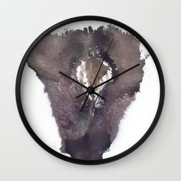 Verronica Kirei's Sultry Vagina Wall Clock