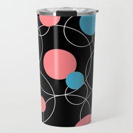 Round Retro 2 Travel Mug