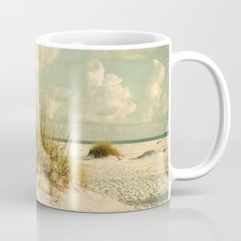 Tropical Beach Vibes Coffee Mug