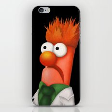Beaker iPhone Skin