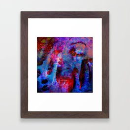 The witches of Salem Framed Art Print