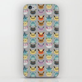 The Silly Beasts iPhone Skin