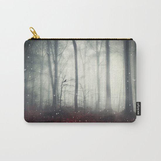 Spaces VII - Dreaming Woodland Carry-All Pouch
