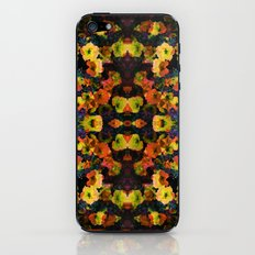 Future Floral II iPhone & iPod Skin