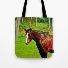 Equine Beauty Tote Bag