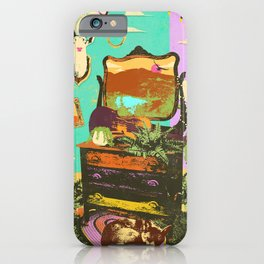 FOREST ROOM iPhone Case