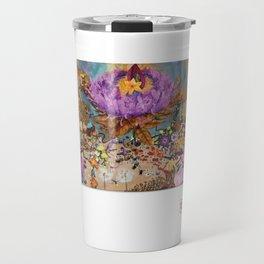 Flower Power (2017) Travel Mug