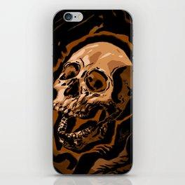 Ink Skull iPhone Skin
