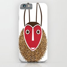 Mbambi Tribal Mask Slim Case iPhone 6s
