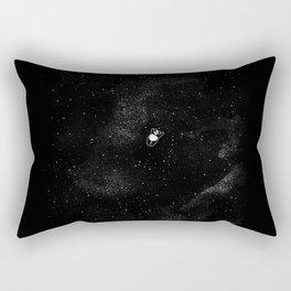 Gravity Panda Rectangular Pillow